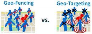 تفاوت هدفگیری جغرافیایی (Geo-Targeting) و تعیین محدوده جغرافیایی (Geo-Fencing)